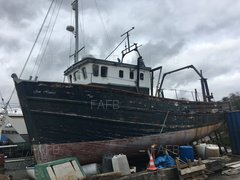 Motor Vessel, Deregistered SternTrawler - Jean Howard - ID:101588